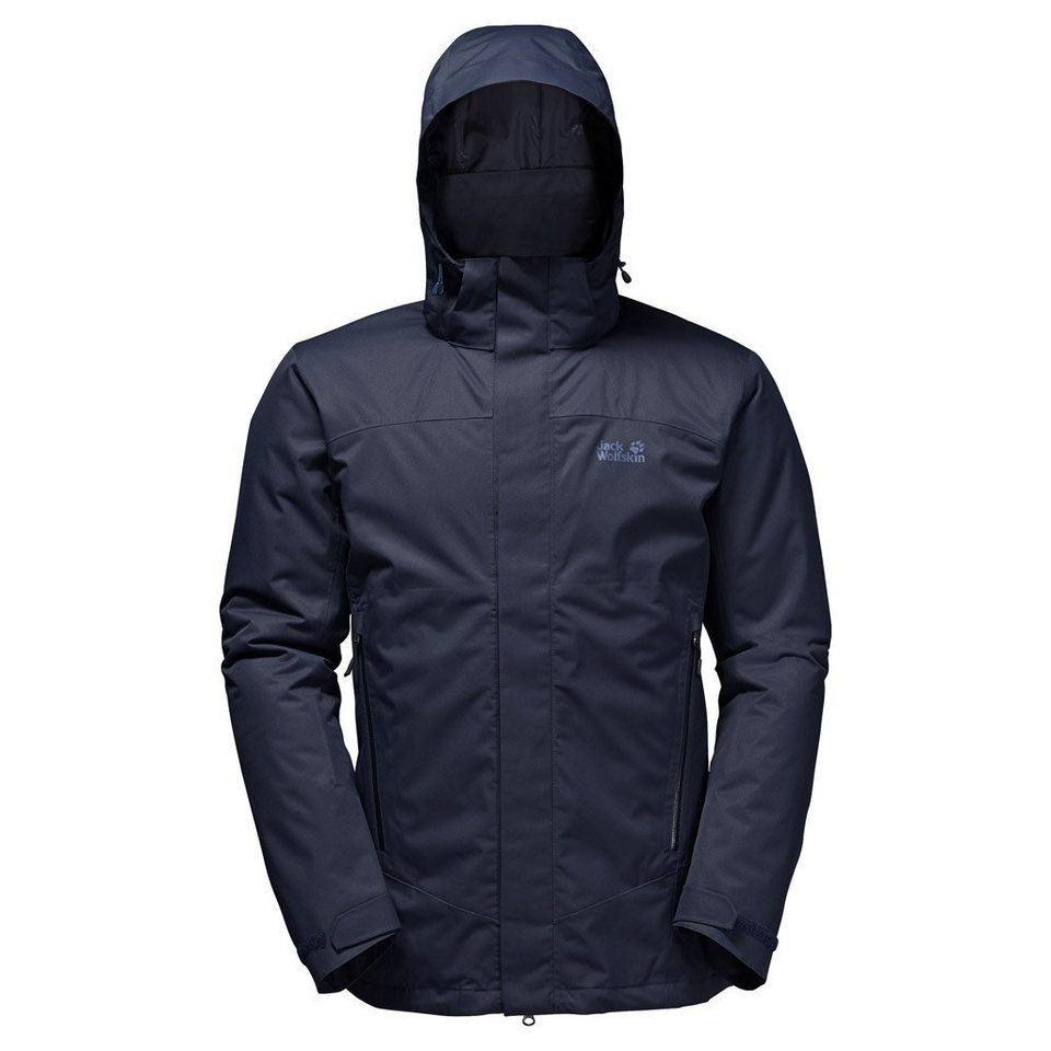 Jack Wolfskin Outdoorjacke »NORTHERN EDGE MEN« in night blue
