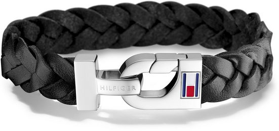 TOMMY HILFIGER Armband »2700872, Men´s Casual« mit Emaille