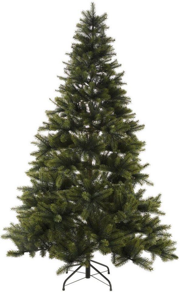 Geschmückter Künstlicher Weihnachtsbaum Mit Lichterkette.Künstlicher Weihnachtsbaum Von Höchster Qualität Otto