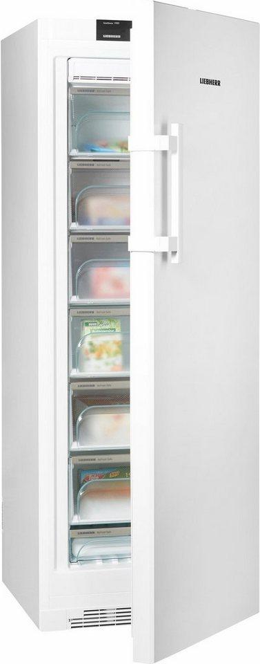 Liebherr Gefrierschrank GNP 3755-20 in weiß