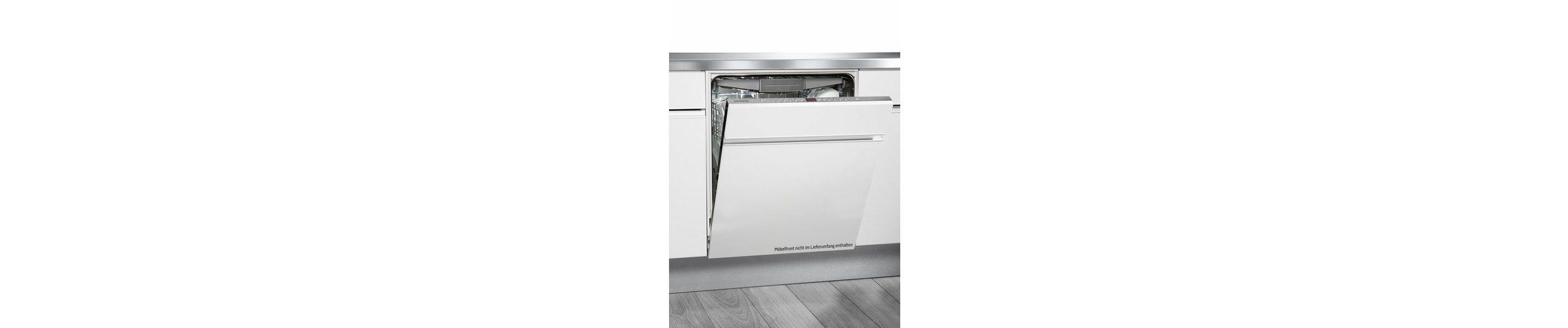 SIEMENS Vollintegrierbarer Einbaugeschirrspüler iQ500  ~ Geschirrspülmaschine Zeolith