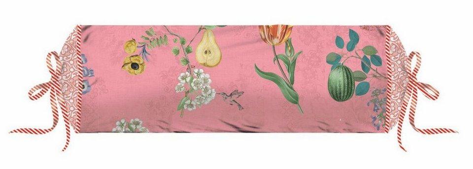 Nackenrolle, PiP Studio, »Cherry Pip«, mit Blumen in pink