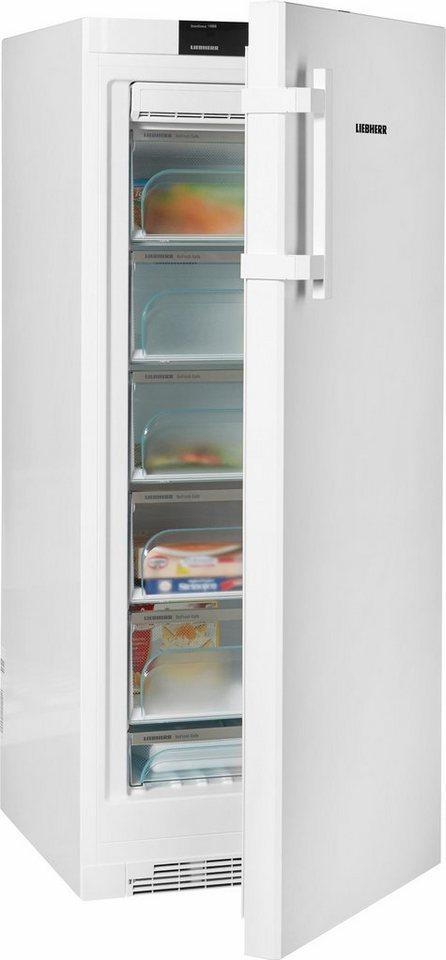 Liebherr Gefrierschrank GNP 3255-20 in weiß