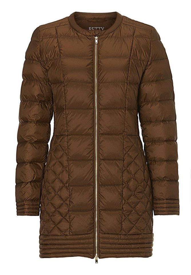 Betty Barclay Daunenjacke in Toffee - Braun