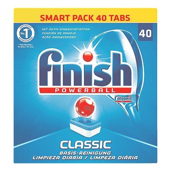 Calgonit Geschirrspülmittel »Powerball Tabs CLASSIC«