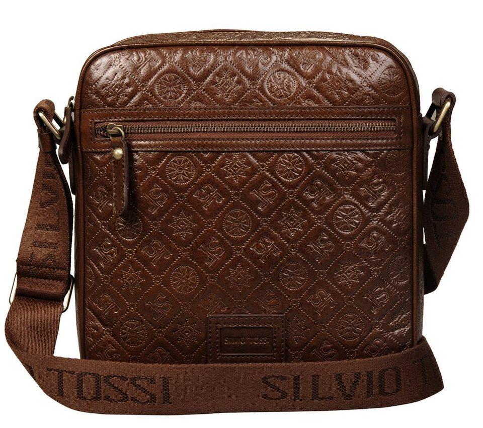 Silvio Tossi Handtaschen in dunkelwhisky