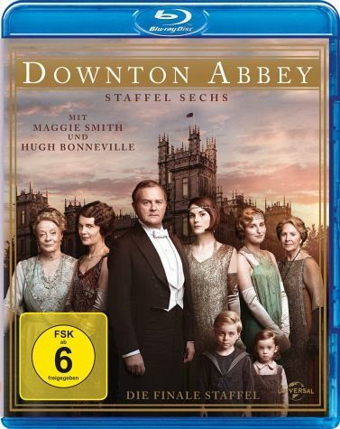 Blu-ray »Downton Abbey Season 6 (Blu-ray)«