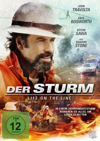 DVD »Der Sturm - Life on the Line«