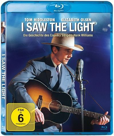 Blu-ray »I Saw the Light«