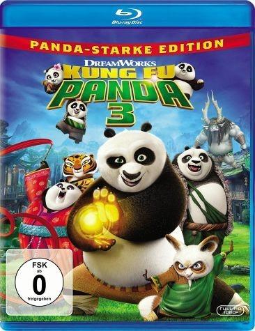Blu-ray »Kung Fu Panda 3«