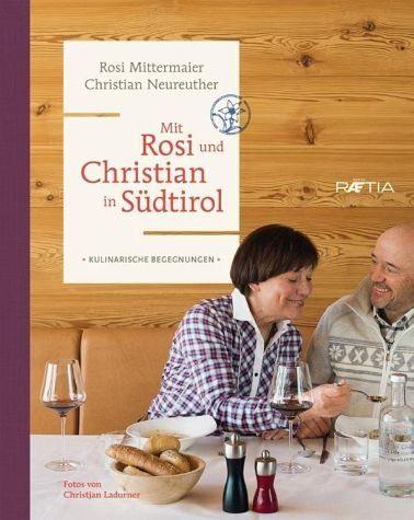 Gebundenes Buch »Mit Rosi und Christian in Südtirol«
