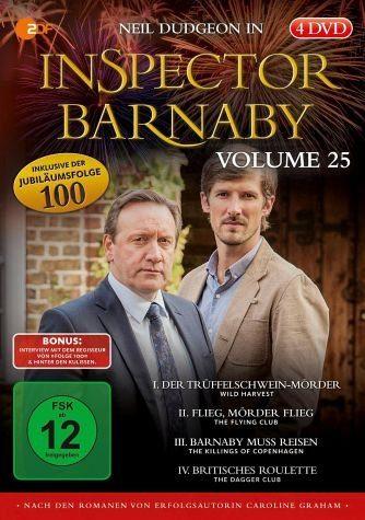 DVD »Inspector Barnaby, Vol. 25 (4 Discs)« kaufen | OTTO