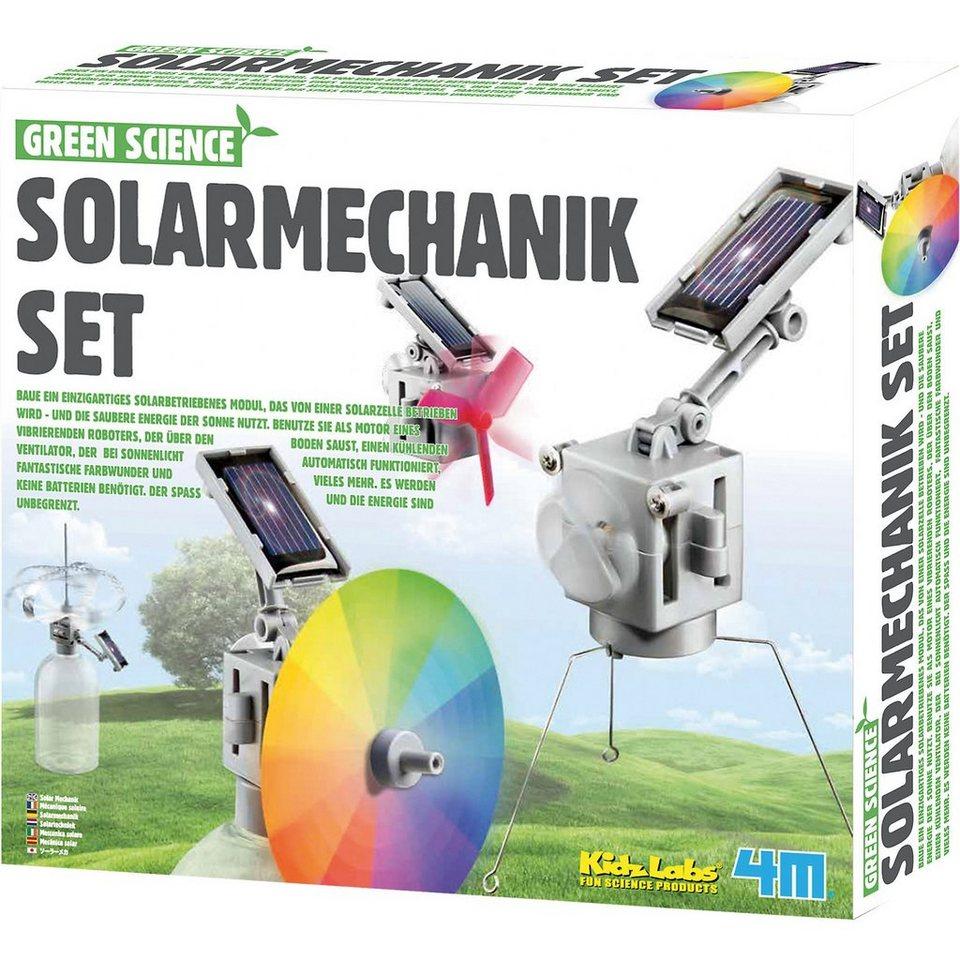 4M Greene Science Solaremechanik Set