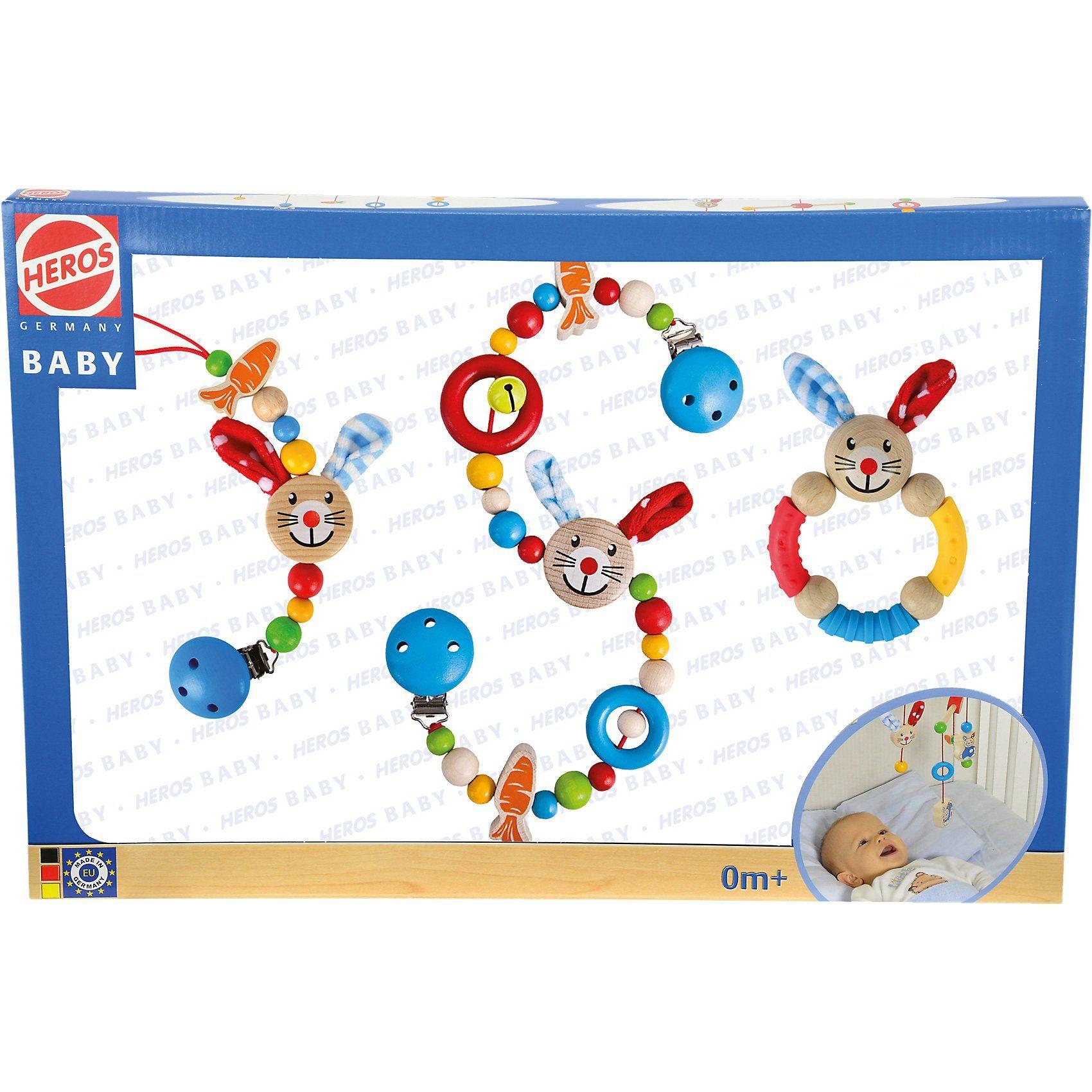 Heros Baby Geschenk-Set