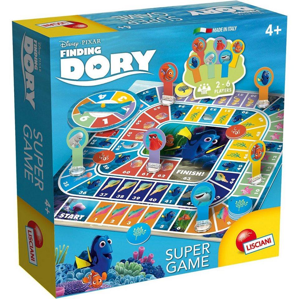 Lisciani Super Game - Findet Dorie