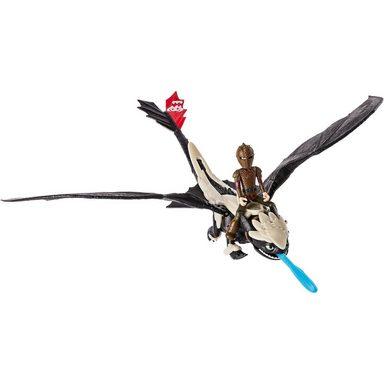 Spin Master Dragons Armored Dragon Ohnezahn und Hicks