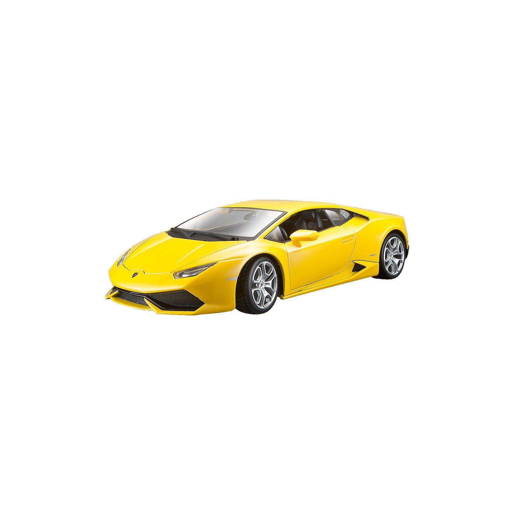 Bburago Lamborghini Huracán LP 610-4, gelb 1:18