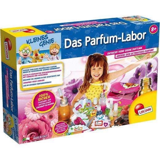 Lisciani Kleines Genie - Das Parfüm-Labor