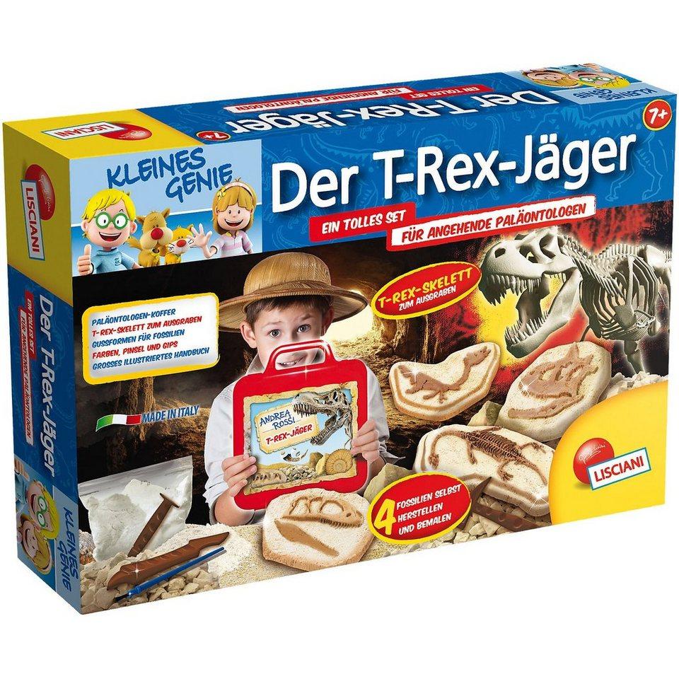 Lisciani Kleines Genie - Der T-Rex-Jäger