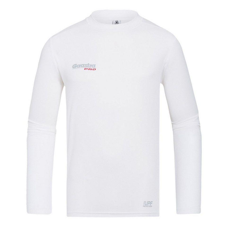 Gaastra Langarmshirt in weiß