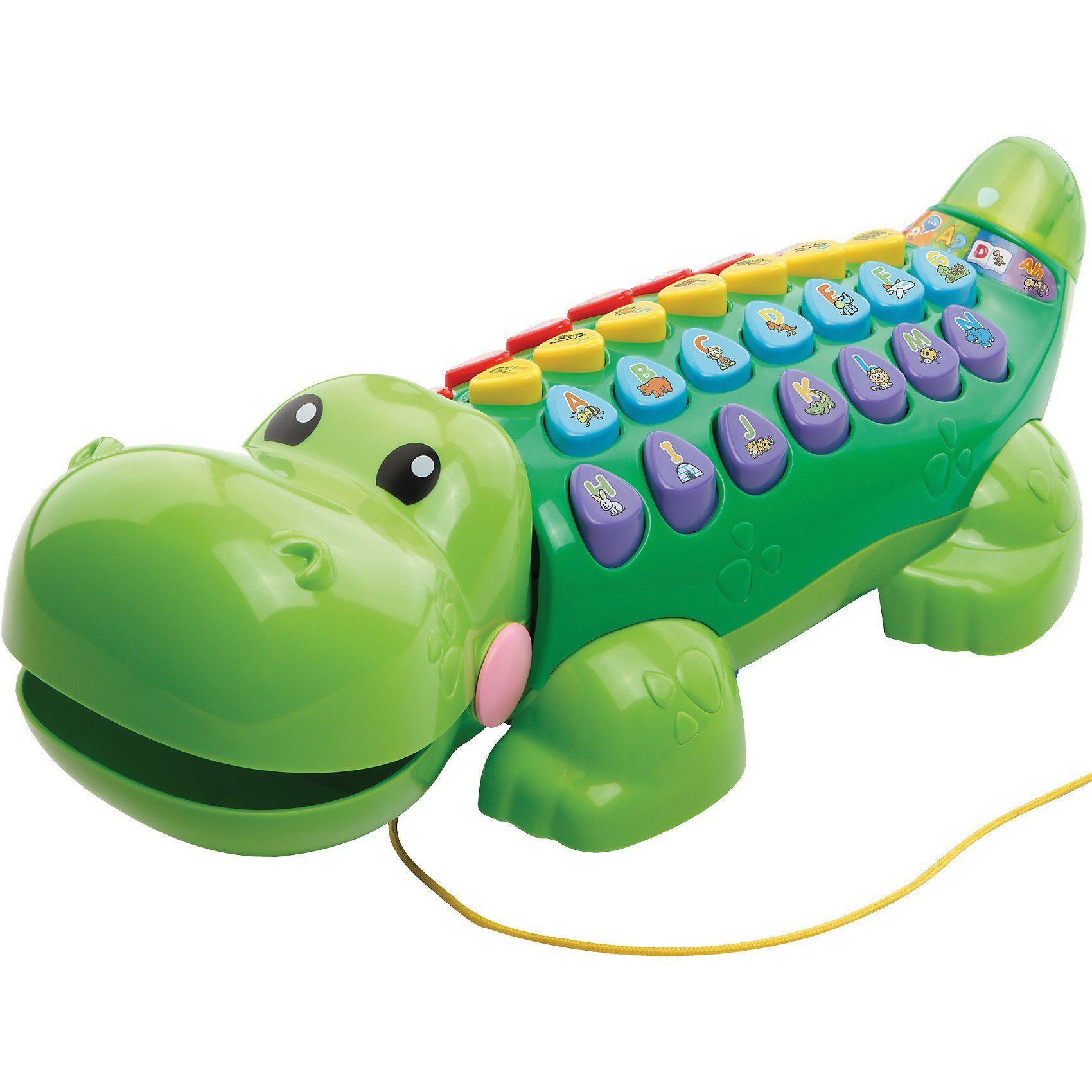 Vtech® ABC Krokodil mit Sound