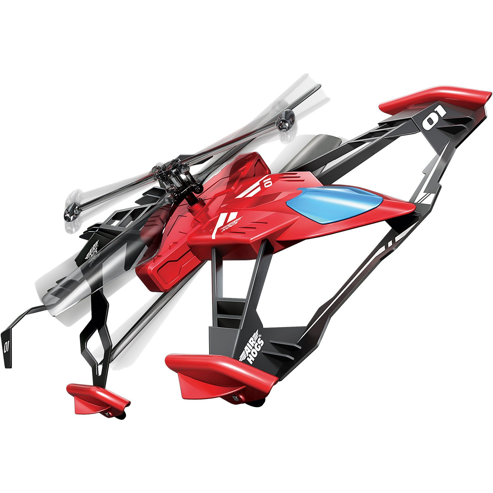 Spin Master Air Hogs IR Fahr- und Flugzeug Switchblade Red