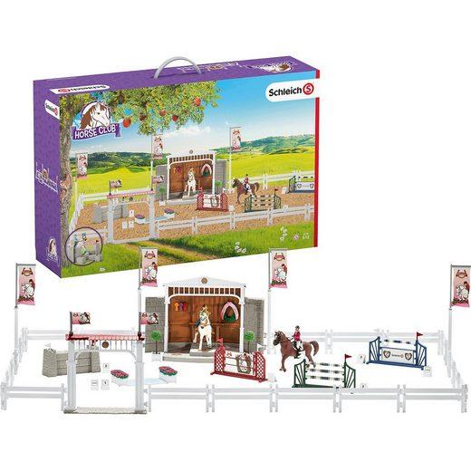 Schleich® 42338 Horse Club: Großes Reitturnier mit Pferden