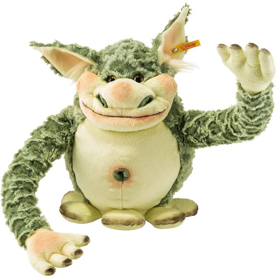 Steiff Edric Monster 26 cm, grün