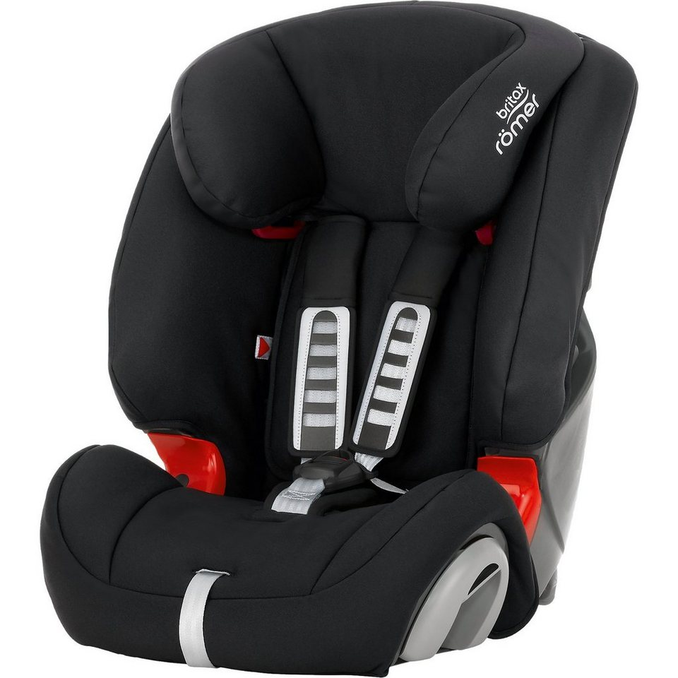 britax r mer auto kindersitz evolva 1 2 3 cosmos black. Black Bedroom Furniture Sets. Home Design Ideas