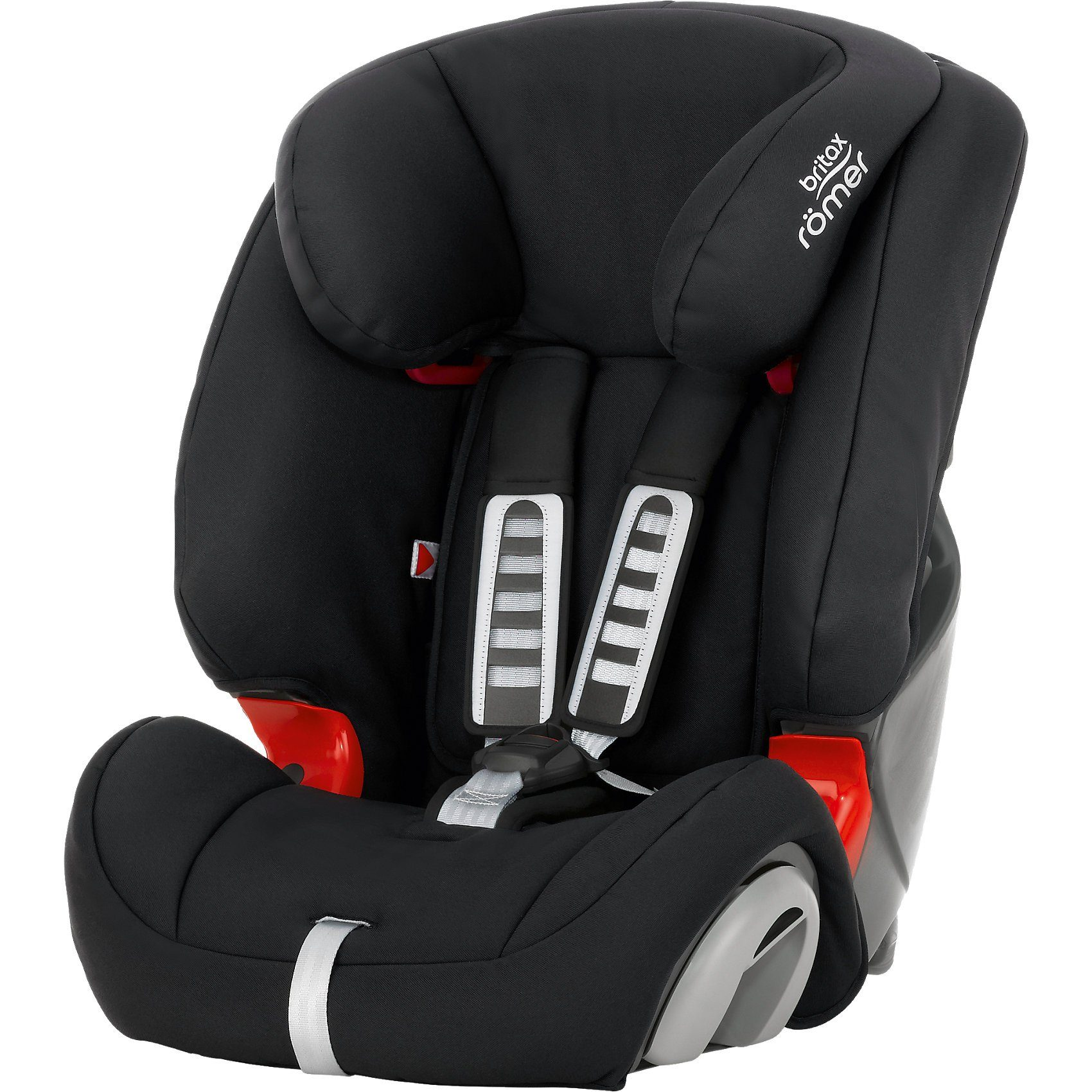 Britax Römer Auto-Kindersitz EVOLVA 1-2-3, Cosmos Black, 2016