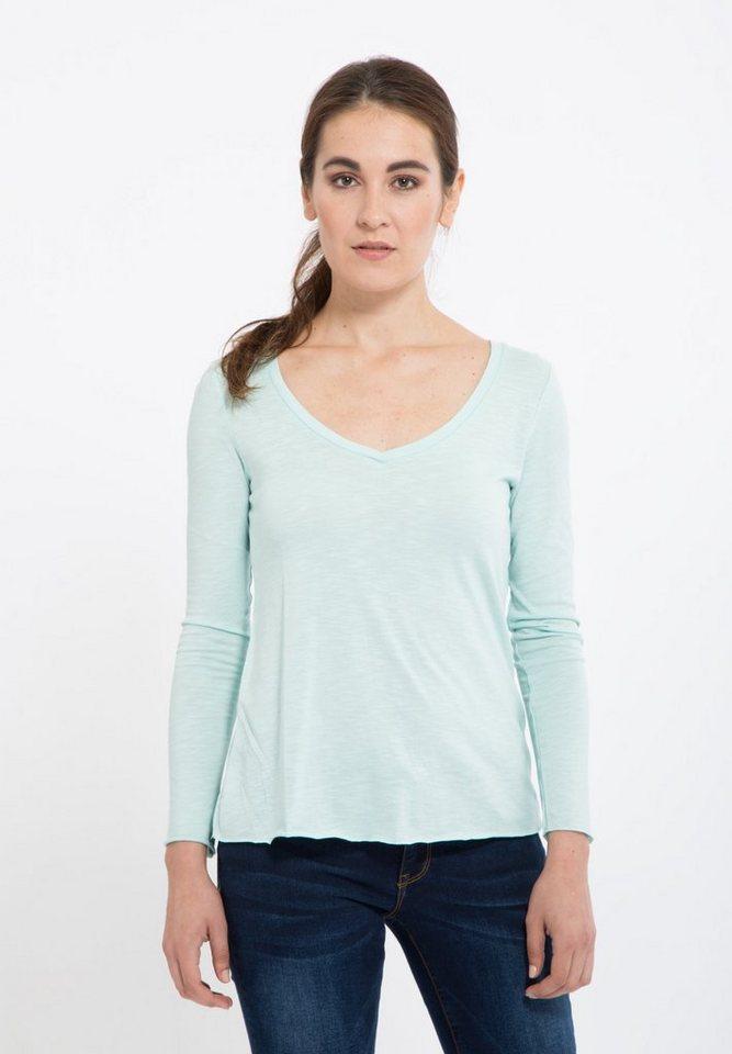 Mexx Langarmshirt in mint