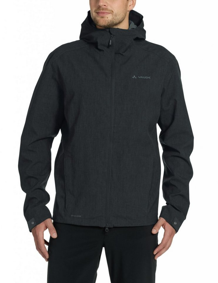 VAUDE Radjacke »Estero II Jacket Men« in schwarz