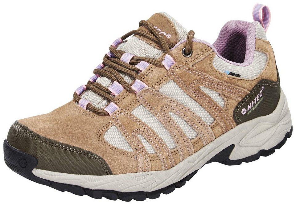 Hi-Tec Kletterschuh »Alto II Low WP Shoes Women« in braun