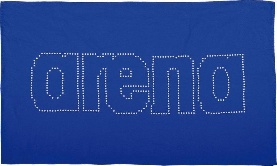 arena Reisehandtuch »Haiti Towel« in blau