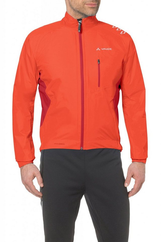 VAUDE Radjacke »Spray IV Jacket Men« in orange