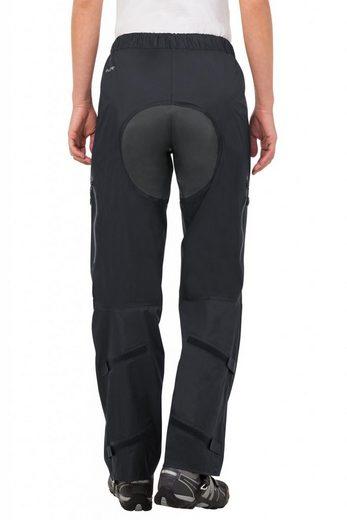 VAUDE Radhose Tremalzo Rain Pants Women
