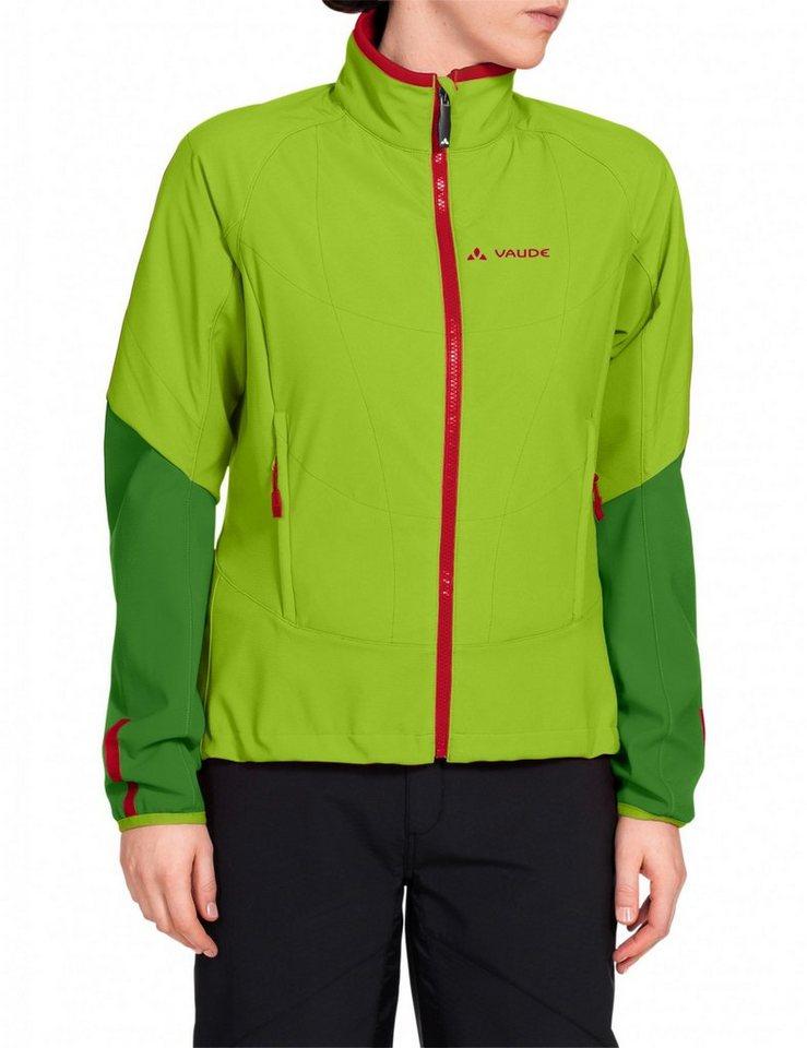 VAUDE Radjacke »Primasoft Jacket Women« in grün