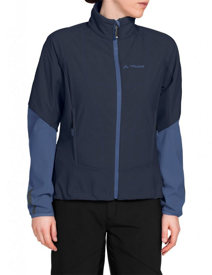 VAUDE Radjacke »Primasoft Jacket Women« in blau