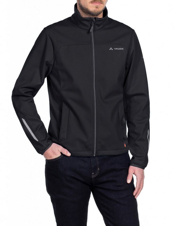 VAUDE Radjacke »Wintry III Jacket Men« in schwarz