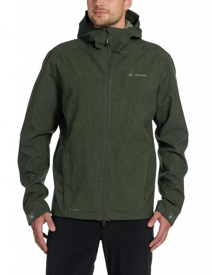 VAUDE Radjacke »Estero II Jacket Men« in oliv