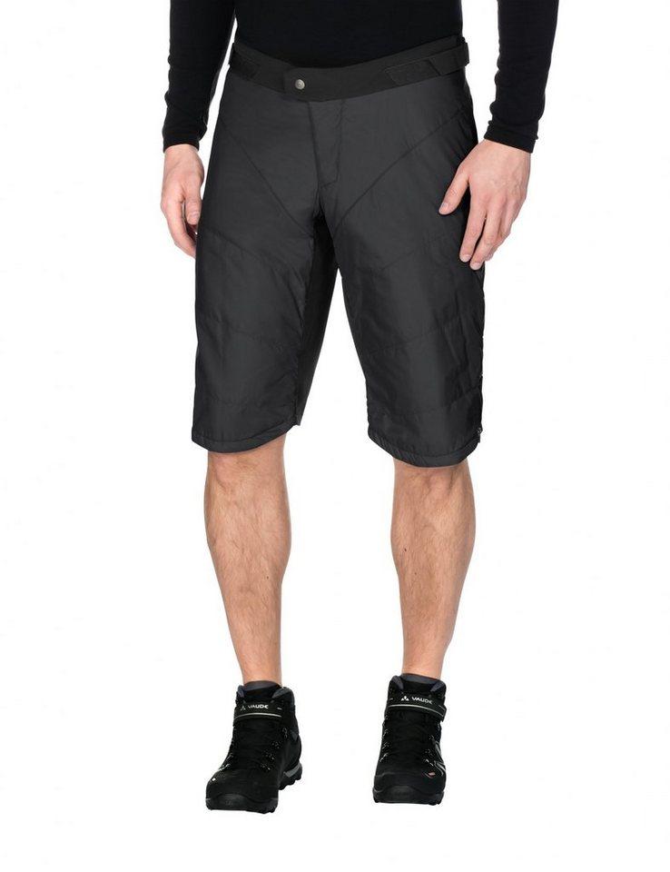 VAUDE Radhose »Minaki II Shorts Men« in schwarz