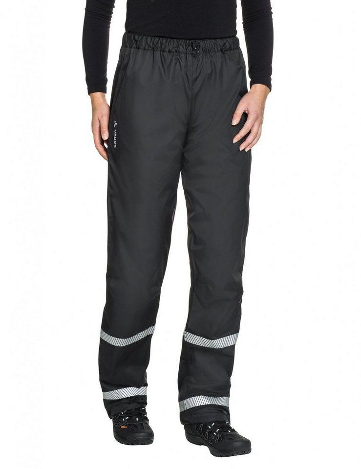 VAUDE Radhose »Luminum Pants Women« in schwarz
