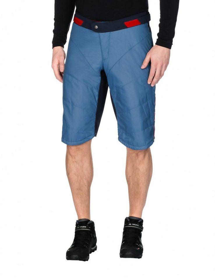 VAUDE Radhose »Minaki II Shorts Men« in blau