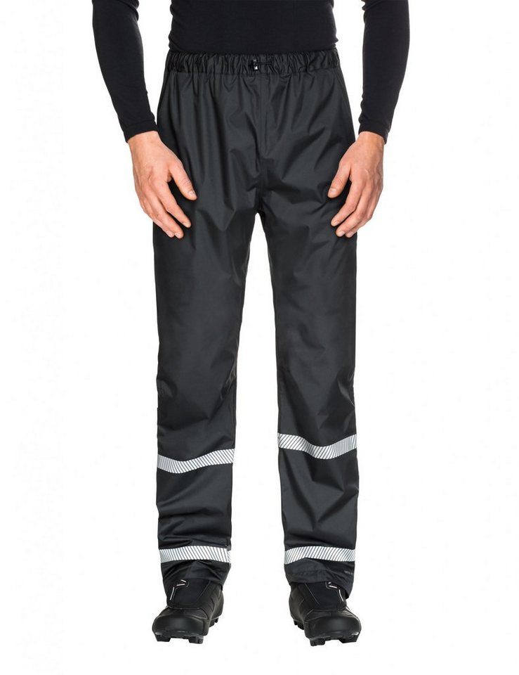 VAUDE Radhose »Luminum Pants Men« in schwarz