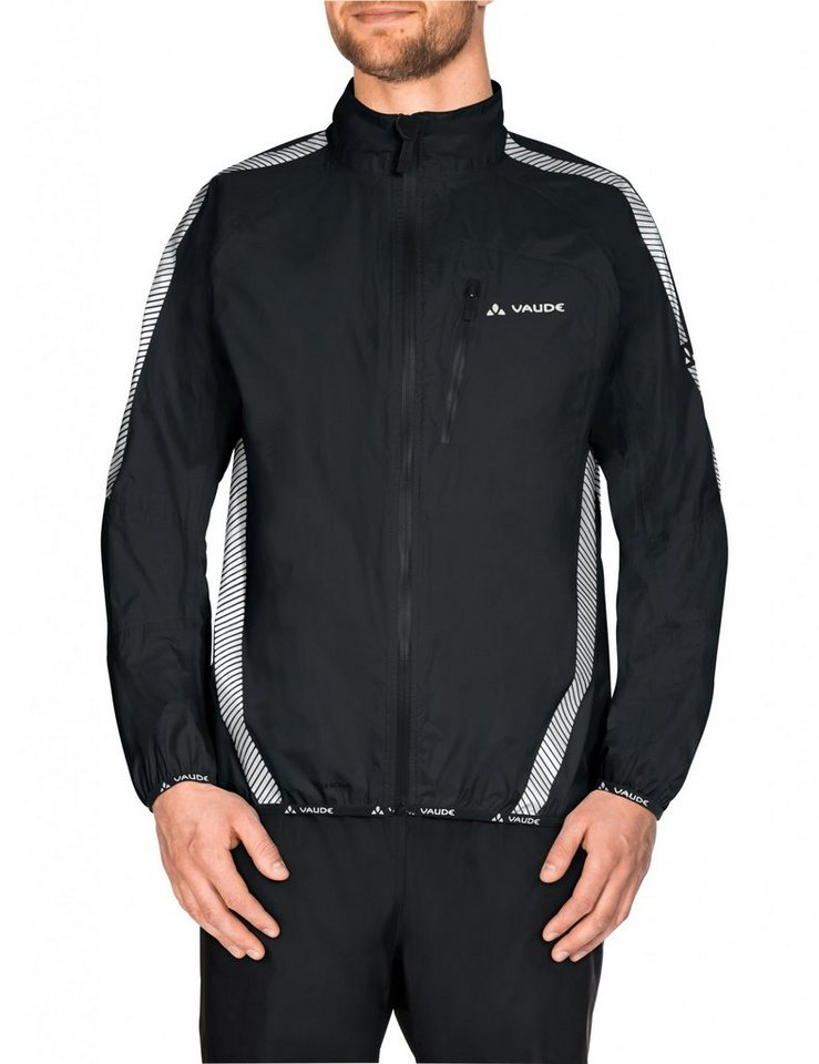 VAUDE Radjacke »Luminum Performance Jacket Men« in schwarz
