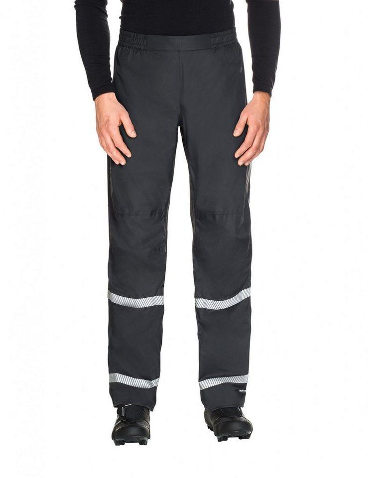 VAUDE Radhose »Luminum Performance Pants Men« in schwarz