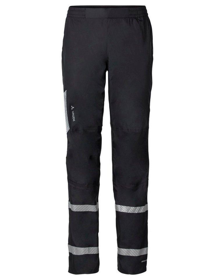 VAUDE Radhose »Luminum Performance Pants Women« in schwarz