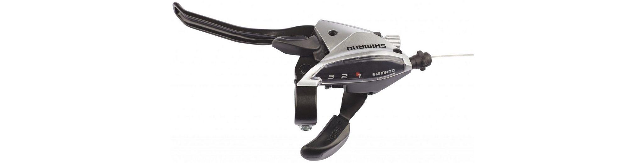 Shimano Schaltung »ST-EF510-4 Schalt-/Bremshebel VR 3-fach«