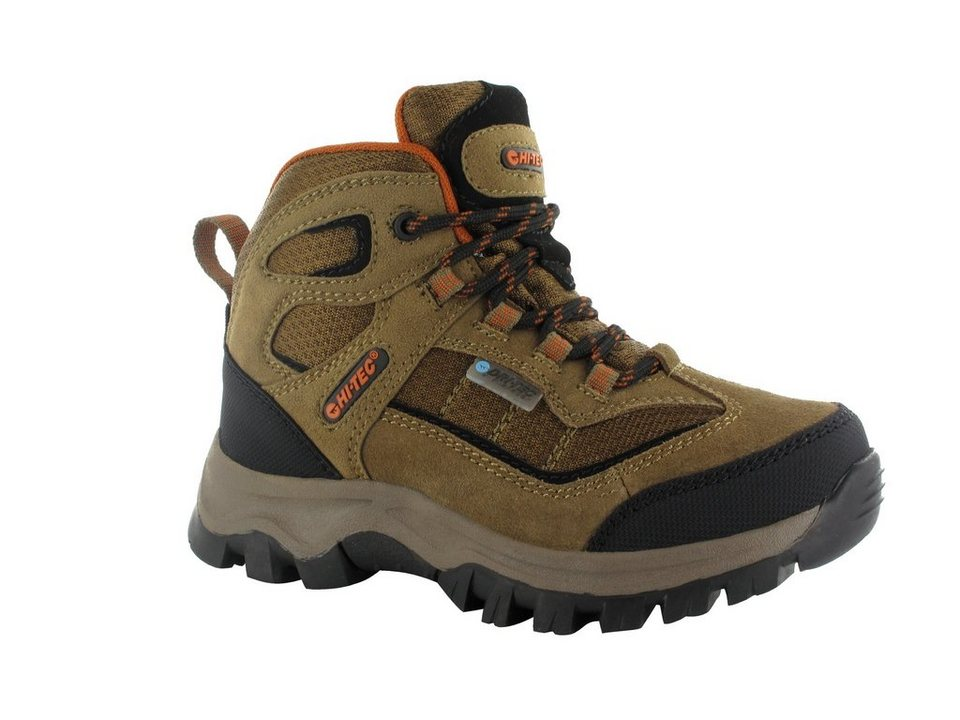 Hi-Tec Kletterschuh »Hillside WP Shoes Juniors« in braun