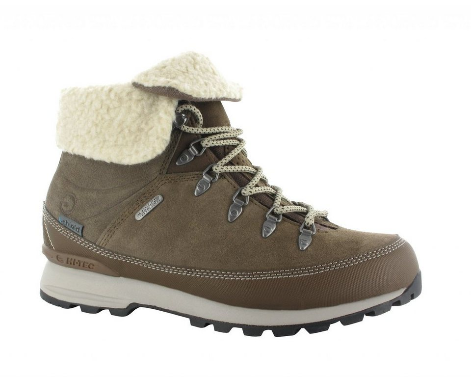 Hi-Tec Kletterschuh »Kono Espresso i WP Shoes Women« in braun